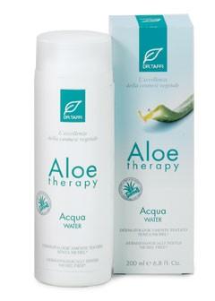 DR. TAFFI Toner purifiant cu Aloe Vera - Aloe Therapy