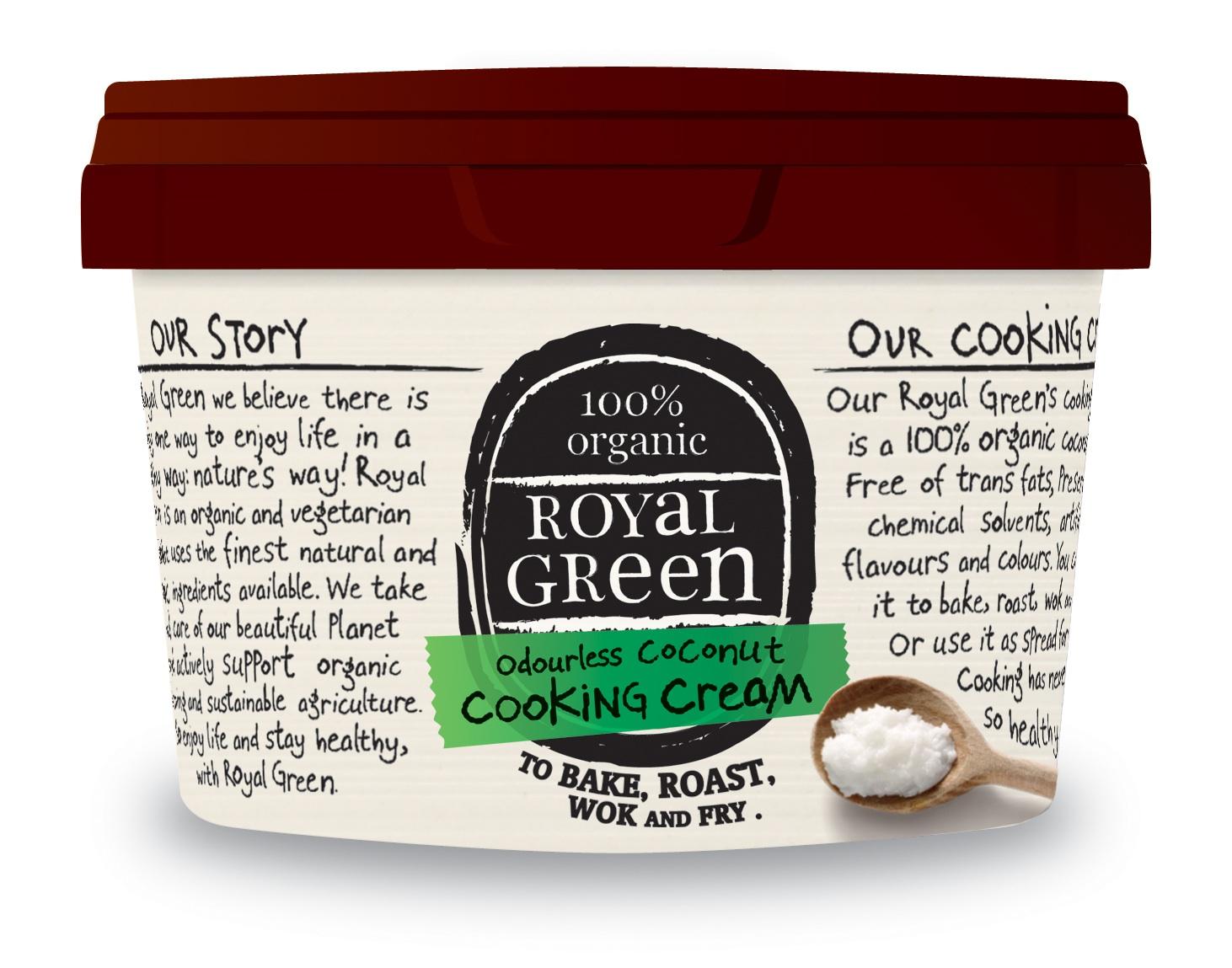 Royal Green Ulei Ecologic Pur De Cocos  250 Ml