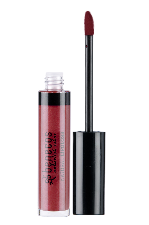 benecos Gloss de buze NATURAL KISS ME