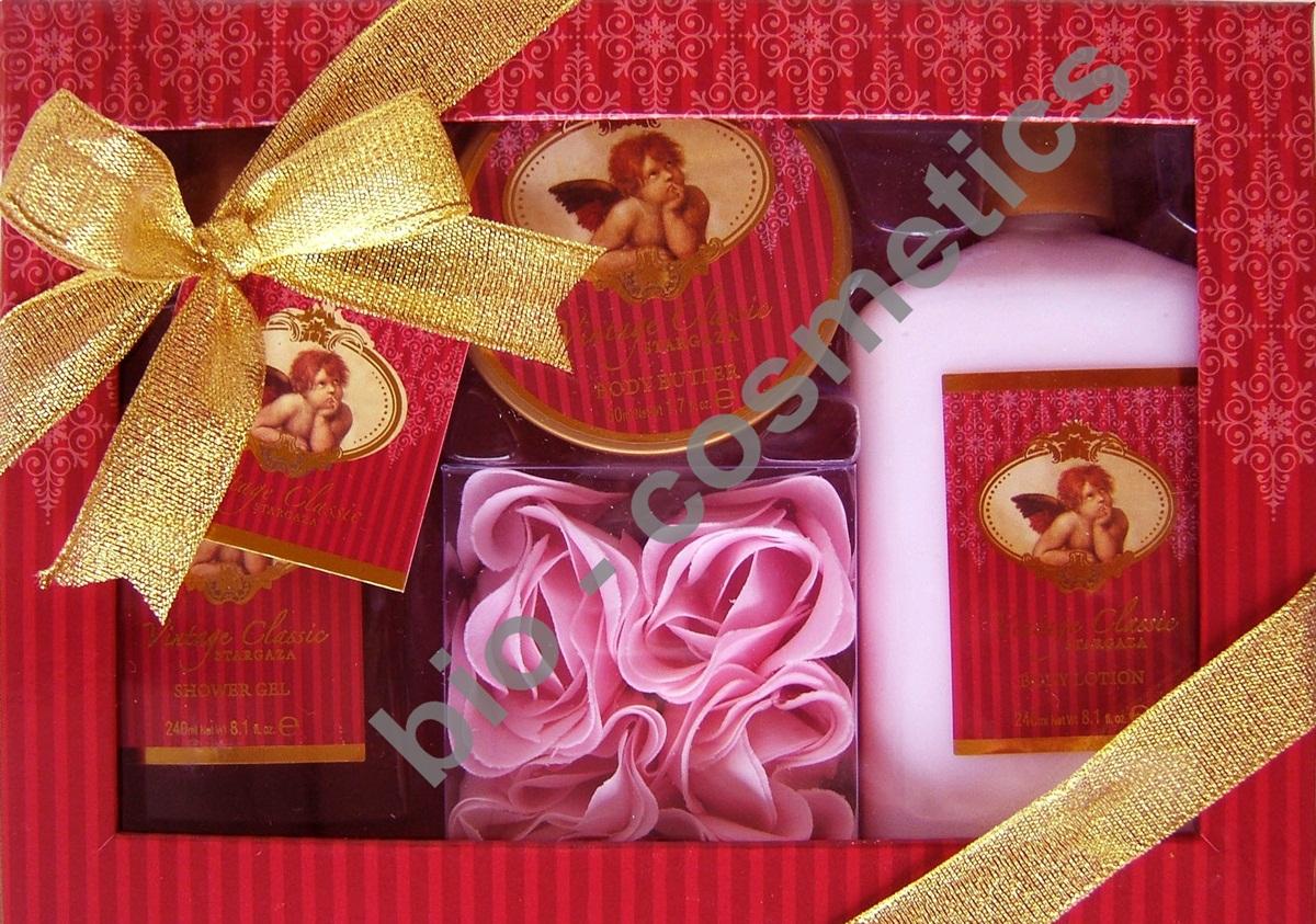 Village Set Cadou Spa Angel Red