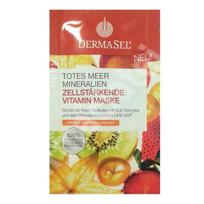 Dermasel Masca Pe Baza De Vitamine (a  C Si E)