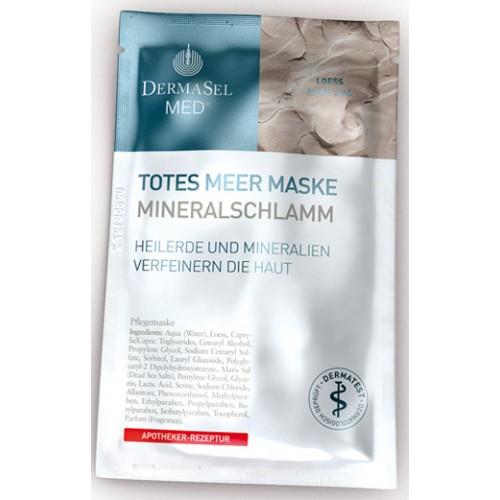 Dermasel Masca De Fata Pe Baza De Namol Mineral