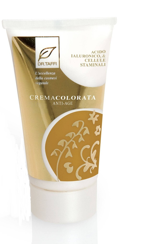 DR. TAFFI Crema coloranta cu acid hialuronic si celule staminale