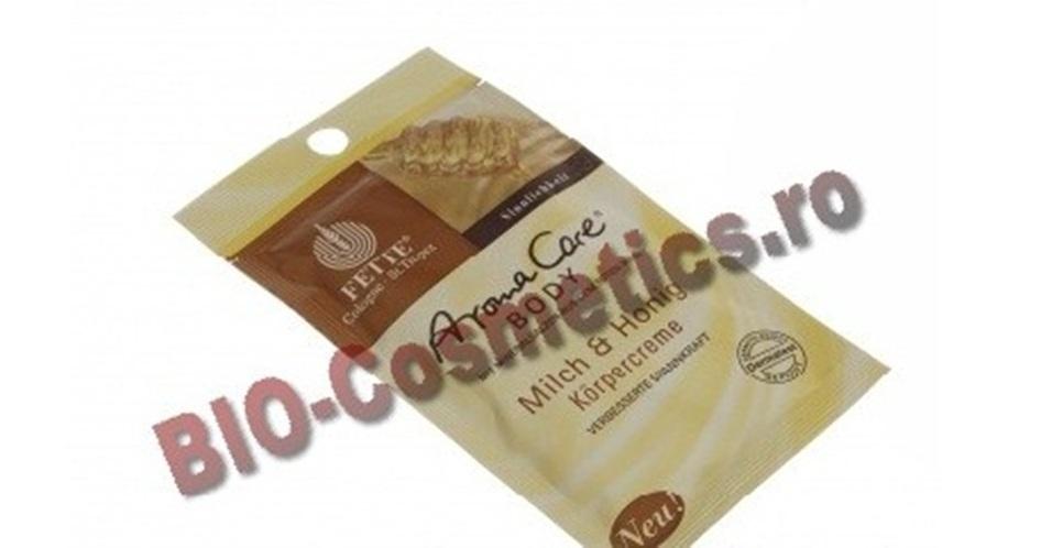 Dermasel Crema De Corp Cu Lapte Si Miere
