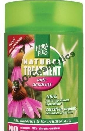 Hennaplus Tratament Organic Antimatreata