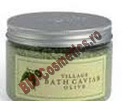 Village Sare De Baie (bath Caviar) Cu Masline