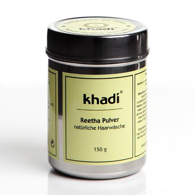 Khadi Reetha Pudra - Sampon Si Gel De Dus Natural