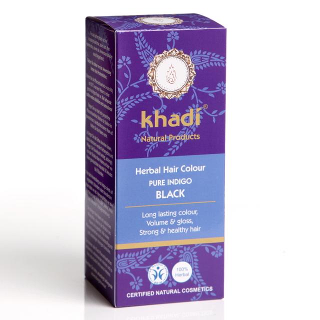 Khadi Vopsea De Par Naturala Indigo