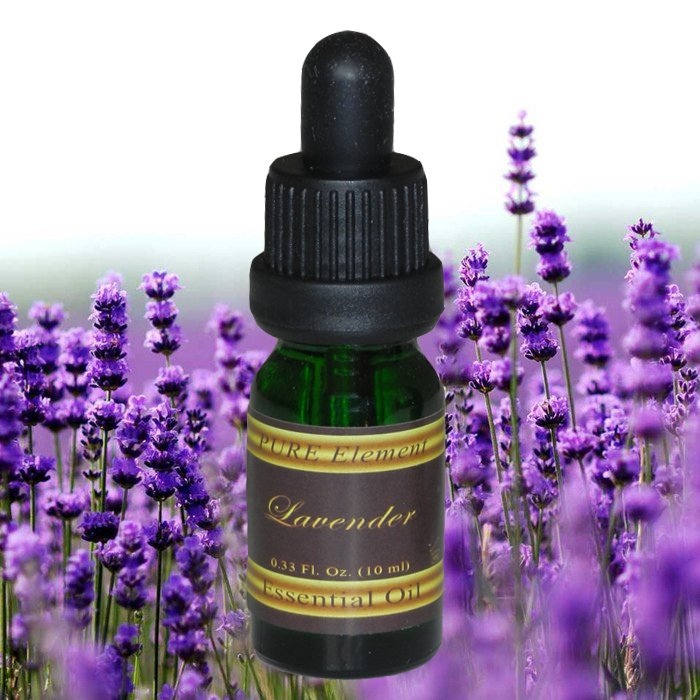 Ulei esential de lavanda PURE Element