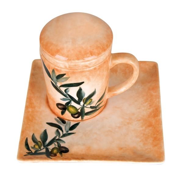 Dr. Taffi Cana ceai cu infuzor TUSCANY