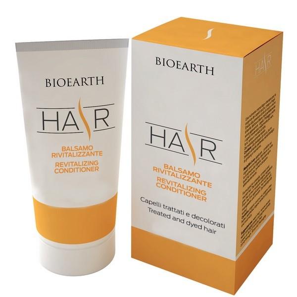 Bioearth - Balsam Revitalizant Bio Pentru Par Vopsit