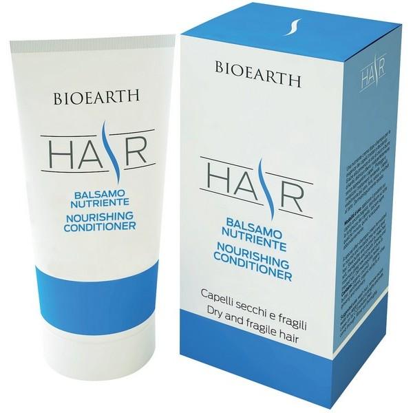 Bioearth - Balsam Nutritiv Bio Pentru Par Uscat Si Fragil