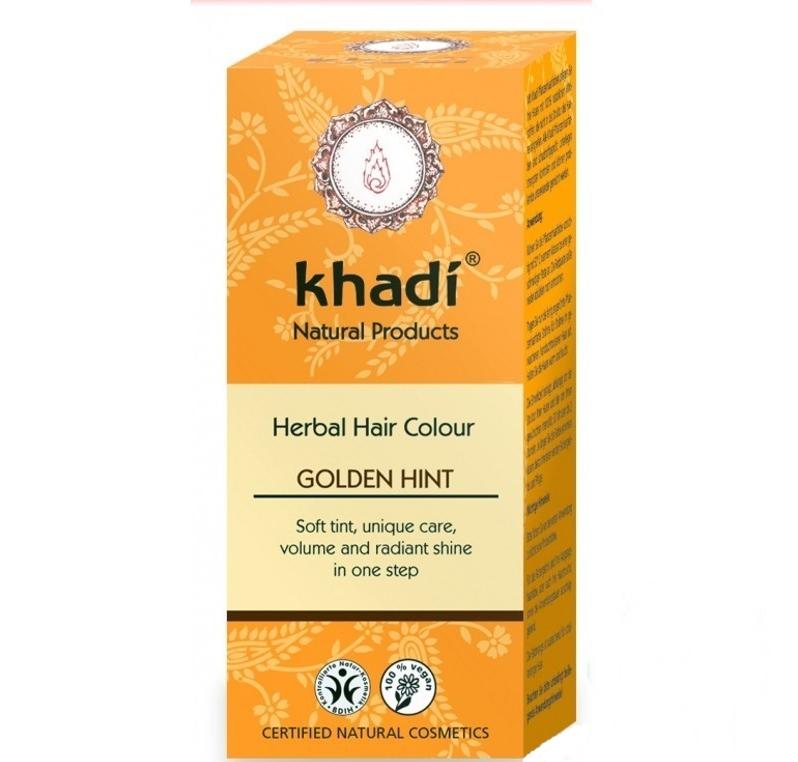 Khadi Vopsea De Par Golden Blond
