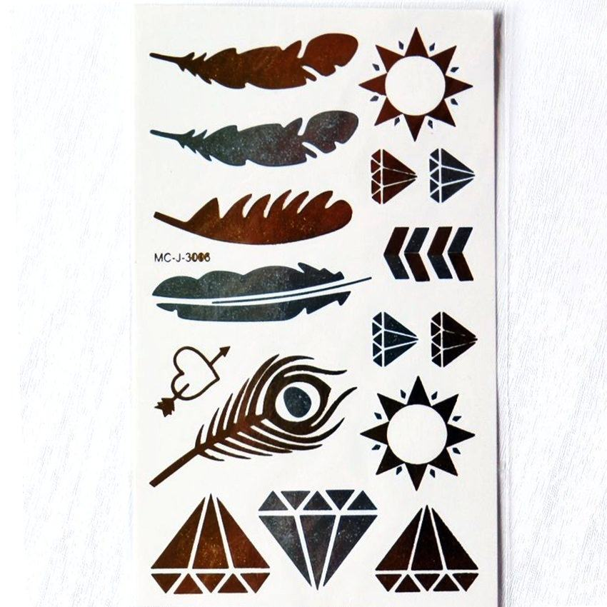 Tatuaj temporar NEW MYSTICISM
