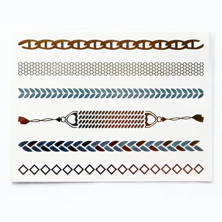 Tatuaj Temporar New Bracelets