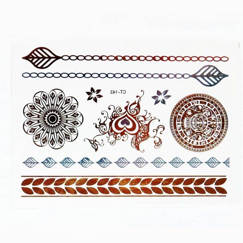 Tatuaj Temporar Tribal Joy