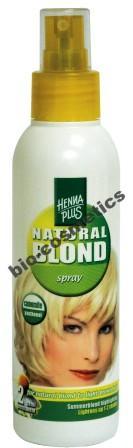 HENNAPLUS Spray pentru parul blond cu musetel