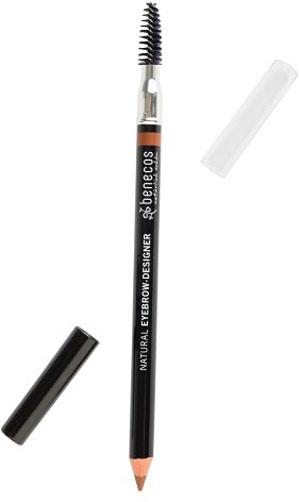 Benecos Creion Sprancene Natural Gentle Brown