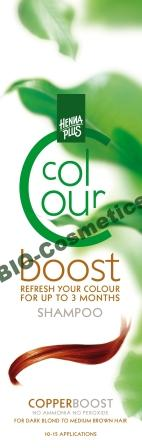 Hennaplus Colour Boost Copper
