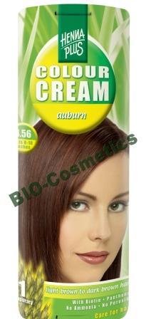 Hennaplus Colour Cream Auburn 4.56