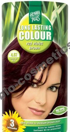 LLC Red Violet Brown 4.67