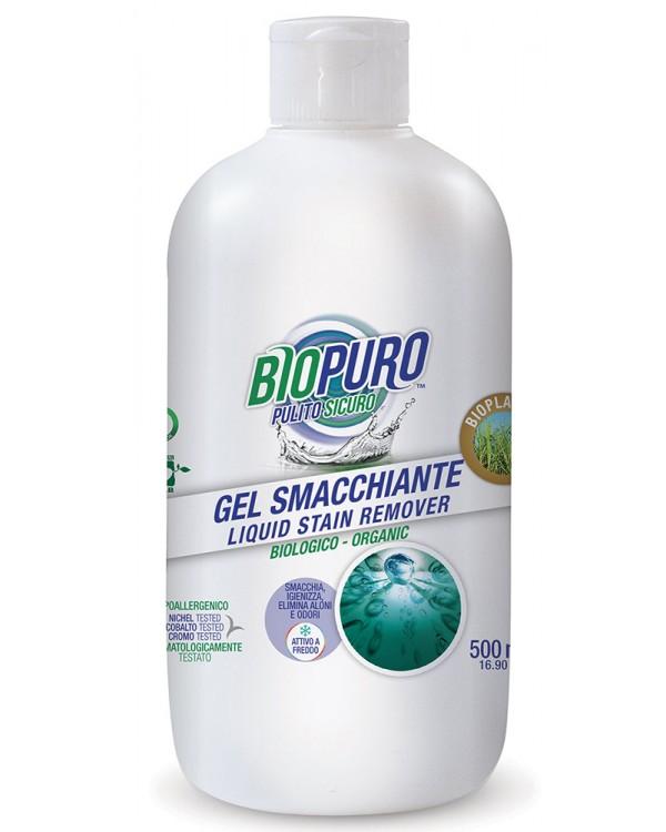 Biopuro Gel Hipoalergen Pentru Scos Pete  500 Ml