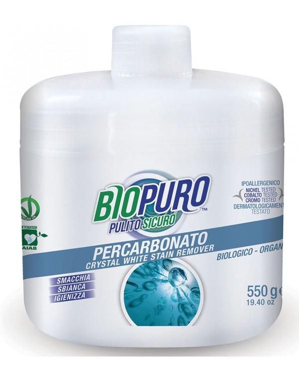 Biopuro Pudra Scos Pete - Crystal White  550 Gr