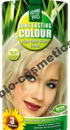 LLC High Light Silver Blond 10.01