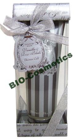 Village Gel Floral Signature Silver