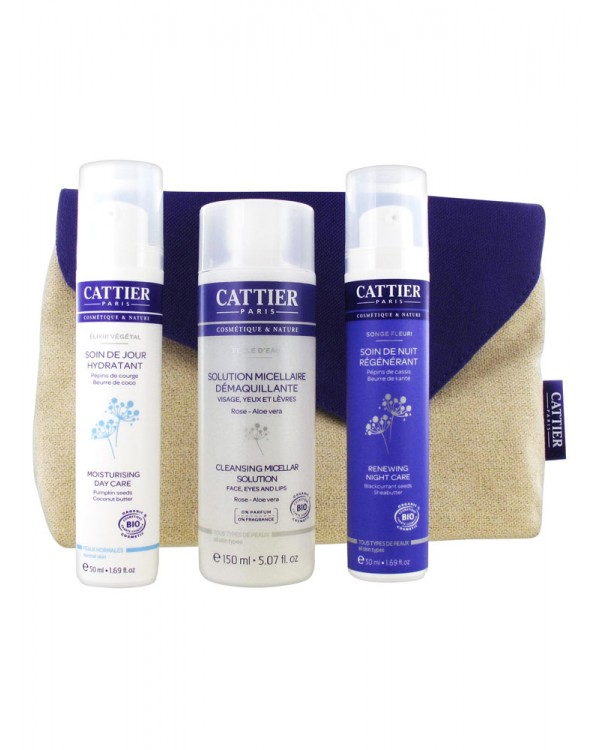 Cattier - SET Belle au Naturel (cadou lotiune micelara, 150 ml)
