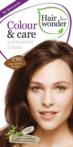 HENNAPLUS Colour & Care Chocolate Brown 5.35