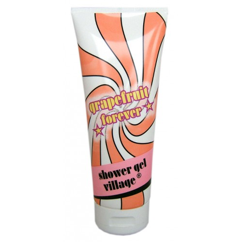 Village Forever Gel de dus cu Grapefruit