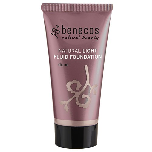 benecos Natural Light Fluid Foundation Dune
