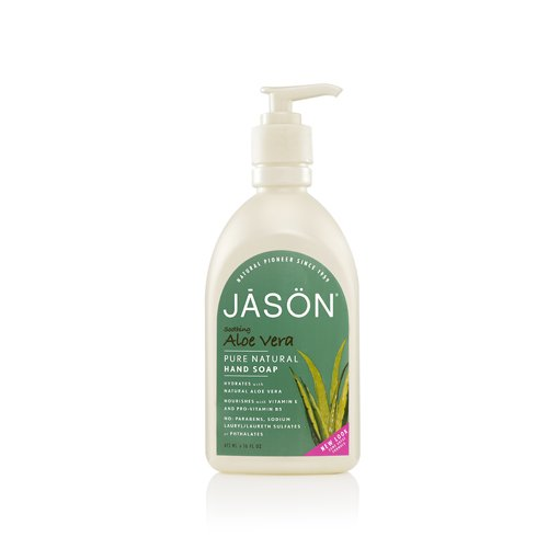 JASON Gel de dus cu aloe vera, hidratant 887ml