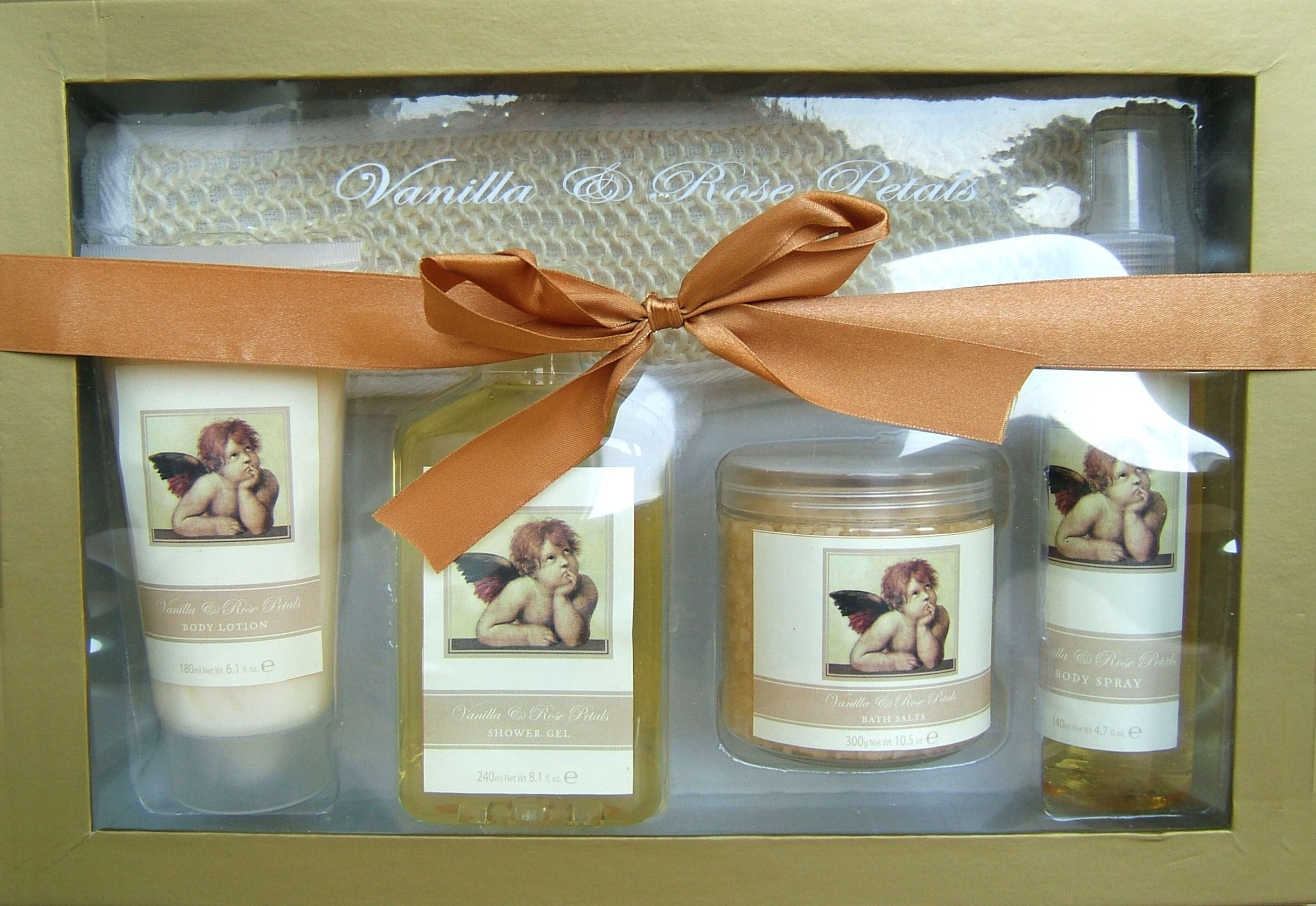 Village Set cadou SPA Classic Angel