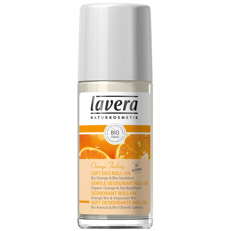 LAVERA Deodorant BIO roll on Orange Feeling