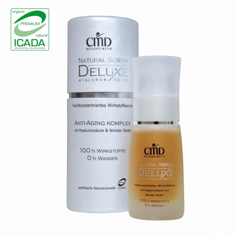 CMD Natural Serum DELUXE pe baza de acid hialuronic