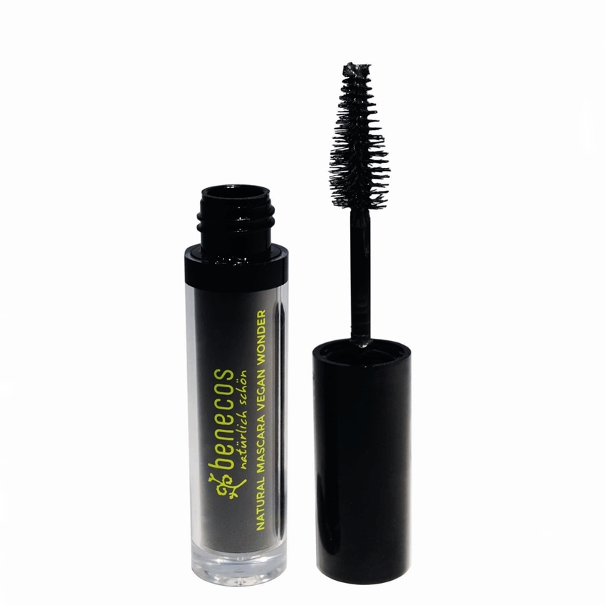 benecos Rimel Natural Vegan Wonder STEEL GREY Mascara