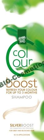 HENNAPLUS Colour Boost Silver