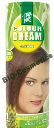 HENNAPLUS Colour Cream Hazelnut 6.35