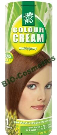 HENNAPLUS Colour Cream Mahogany 6.45