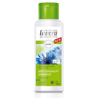 LAVERA Sampon natural antimatreata