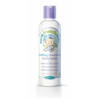 EARTH FRIENDLY BABY Crema de corp cu musetel