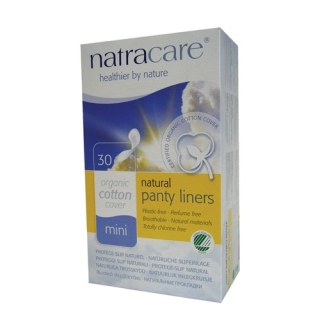NATRACARE Absorbante zilnice mini / breathable