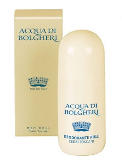 DR. TAFFI DEO ROLL-ON - Acqua Di Bolgheri Blue