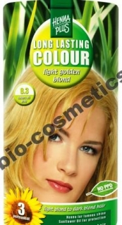 Hennaplus LLC Light Golden Blond 8.3