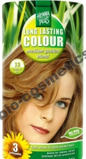 LLC Medium Golden Blond 7.3