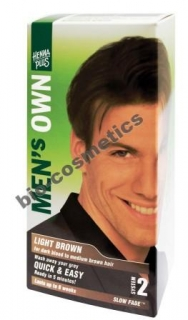 Men's Own Light Brown