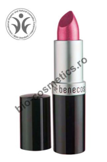 benecos ruj NATURAL hot pink